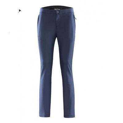 KAILAS凱樂石 戶外運動女款軟殼修身長褲