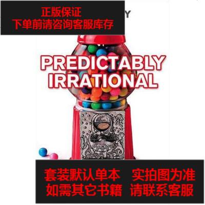 【二手8成新】Predictably Irrational 9780007256532