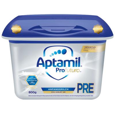 aptamil德國愛他美 正品原裝進口奶粉 pre段 0-3月 白金版 800g 保質期2021年7月及以后 保稅區發