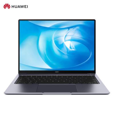 【購買即送背包】華為(HUAWEI) Matebook 14英寸 2020款 第十代酷睿 i5 8GB+512GB 深空灰 Windows版 MX250獨顯 輕薄筆記本 筆記本電腦