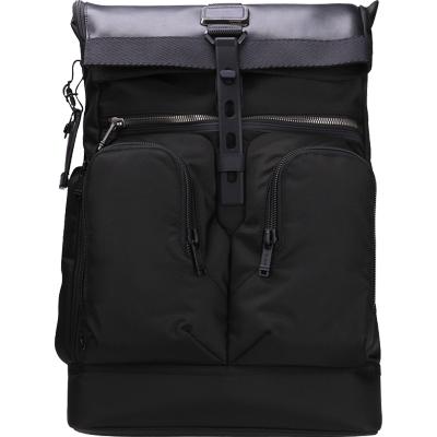 【直營】途明(TUMI)男士經典商務彈道尼龍拼接電腦包雙肩包 男包 男士運動休閑包