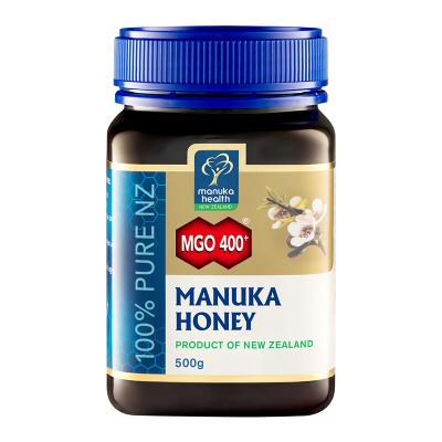【官方授權】新西蘭直郵 蜜紐康 Manuka Health 麥盧卡蜂蜜 MGO 400+ 500g