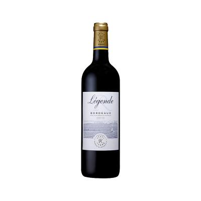 LAFITE拉菲传奇波尔多干红葡萄酒750ML法国进口