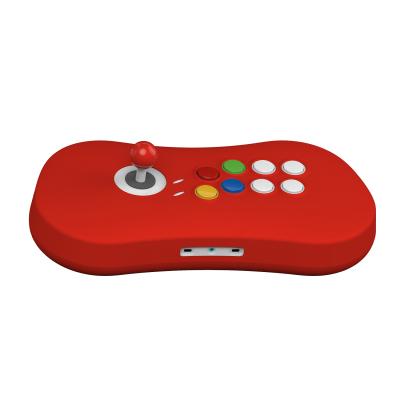 SNK NEOGEO游戏控制器主机硅胶套(红)