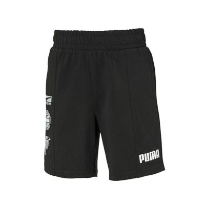 彪馬 Puma 2020新款男童Alpha Summer Shorts B短褲58128201