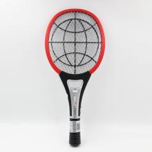 美美 电蚊拍充电式多功能拍苍蝇拍灭蚊器大号网面led家用打蚊子