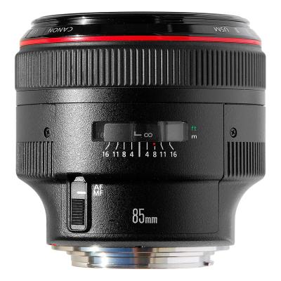 【二手95新】佳能/Canon EF 85mm f/1.2L II USM (大眼睛) 紅圈中長焦鏡頭
