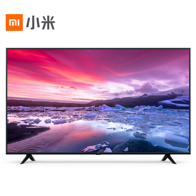 小米(MI)电视4C 65英寸 4K超高清HDR 蓝牙语音遥控 人工智能语音 液晶平板电视 L65M5-4C