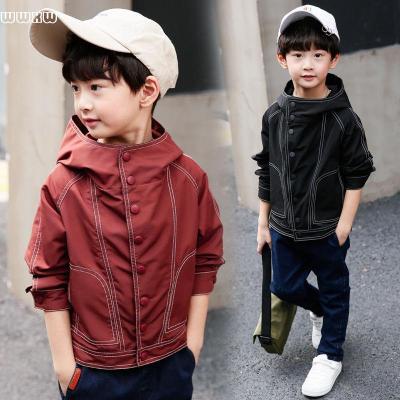 童裝男童秋季外套新款小男孩夾克韓版兒童上衣中大童春秋外套洋氣