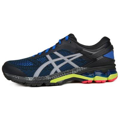 亚瑟士(ASICS) GEL-KAYANO 26 LS 男士稳定支撑跑步鞋 1011A628-020