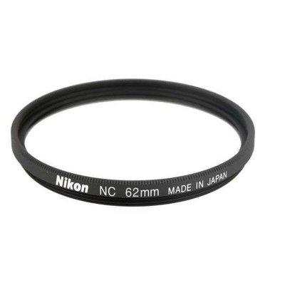 Nikon/尼康 NC 62mm UV濾鏡 105/2.8G 85/1.8D 60/2.8D 日本原裝