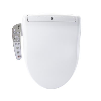 便洁宝(BJB)智能马桶盖板420即热 暖风烘干 除臭全功能多模式清洗通用款冲洗器座便盖板