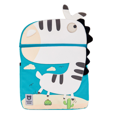 韓版BEDDYBEAR杯具熊兒童幼兒園書包小學生男童女童小孩3-5-8歲雙肩包背包粉色獨角獸書包