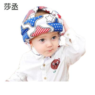嬰兒防摔頭保護帽寶寶學步防撞帽防摔帽兒童安全頭盔護頭帽護頭枕