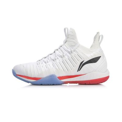 【2019新品】李宁酷鲨男子运动鞋透气缓震羽毛球专业鞋AYZP005