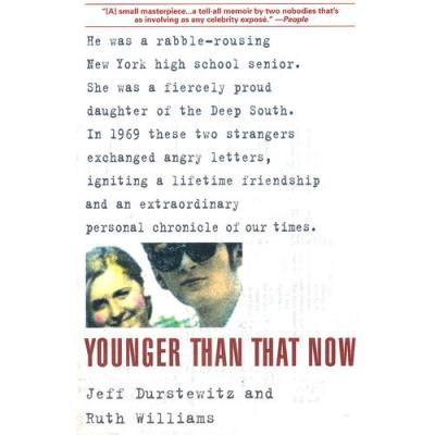 YOUNGER THAN THAT NOW(ISBN=9780553380484) 英文原版