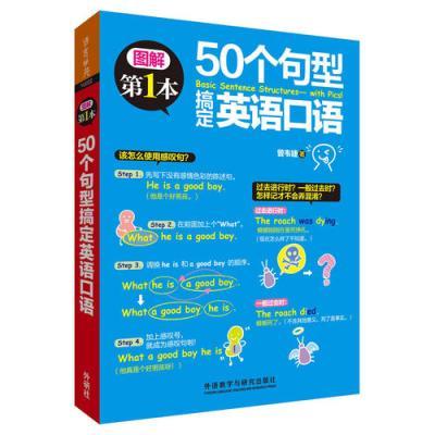 50個句型搞定英語口語