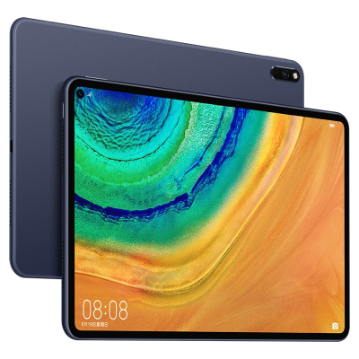 華為 MatePad Pro 10.8英寸 平板電腦 8GB+256GB 全網通 夜闌灰 全面屏 麒麟990旗艦芯片