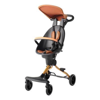 寶寶好兒童推車V5(遛娃神器)遛娃神器手推車可折疊輕便雙向嬰兒推車四輪高景觀兒童溜娃神器雙向bb車折疊扶手可調節嬰兒車