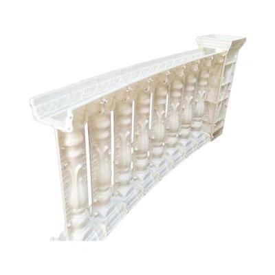 欧式别墅罗马柱模具围栏阳台护栏花瓶栏杆兰花现浇水泥柱建筑用