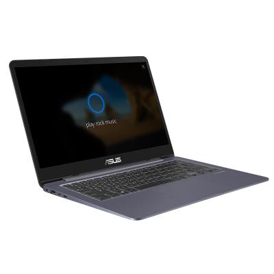 华硕(ASUS)商用笔记本电脑Pro3446UA 14英寸(I5-8265U 8G 256G WIN10 黑色)
