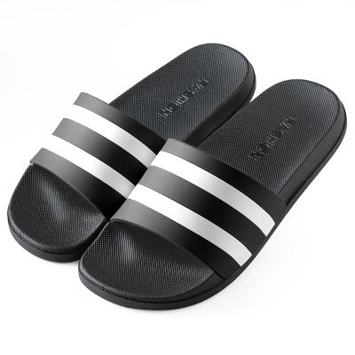 樂拖拖鞋男夏季家居家用厚底室內浴室洗澡防滑塑料軟底涼拖鞋外穿