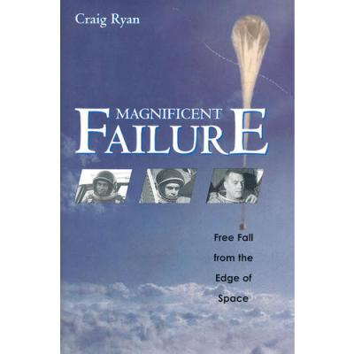 MAGNIFICENT FAILURE(ISBN=9781588341419) 英文原版