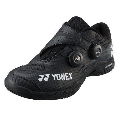 尤尼克斯YONEX羽毛球鞋SHB-IFEX舒適透氣運動鞋訓練男女款防滑橡膠塑膠地面鞋底3D動力碳素 動力墊+ 高彈吸震