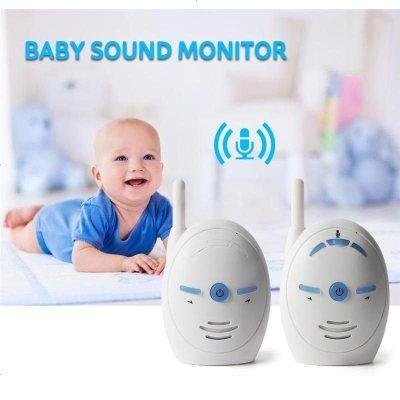 为易达( DA) 婴儿监护器 安全监控器 宝宝哭声报警器 双向对讲 实时监听20