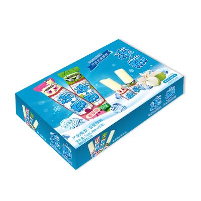 旺旺 冻痴冰品(香草+椰奶口味)85ml*4