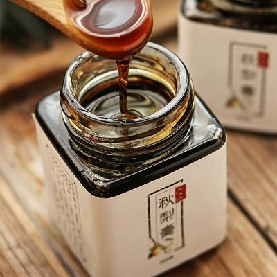 桃夫子 碭山秋梨膏 單瓶裝160g 碭山梨膏秋梨膏 兒童碭山酥梨膏下火清火茶