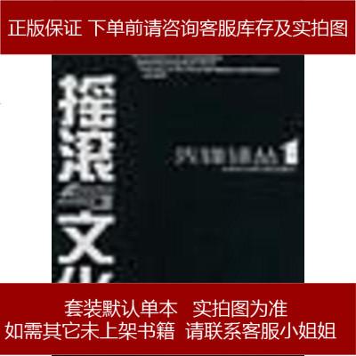 搖滾與文化 王逢振編 天津社會科學出版社 9787805637679