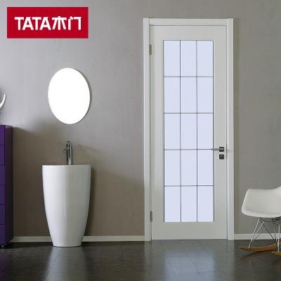 TATA木门 简约室内门 卧室房门实木复合门全屋定制门BL-001