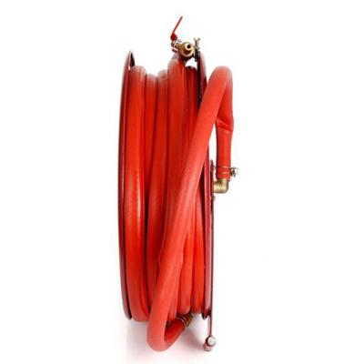 消防卷盤25米消火栓箱自救卷盤消防軟管卷盤消防水管水帶25米消防卷盤(個)