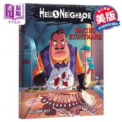 1011【中商原版】你好,鄰居2 英文原版 Hello Neighbor #02:Waking Nightmare