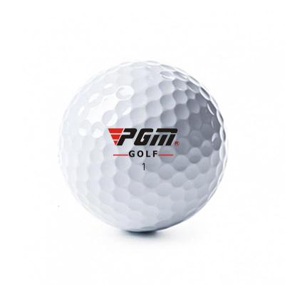 【蘇寧好貨】高爾夫比賽球 高爾夫三層下場球 高爾夫球 高爾夫用品 遠距離球 高爾夫三層練習球