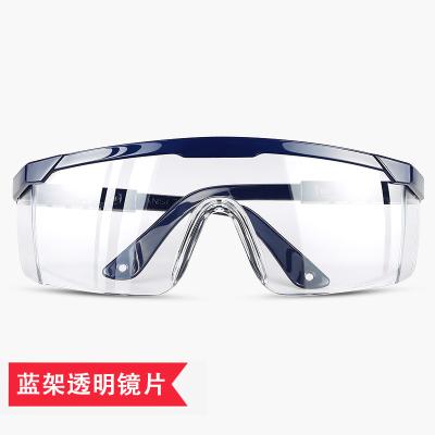 夜间风沙壁球工程车工防护眼镜机械工作安全挡风同款个性眼罩