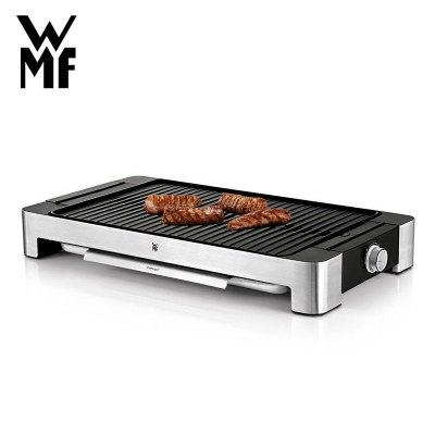 德國WMF福騰寶電烤爐 燒烤爐家用便攜烤肉少煙不粘多功能單層燒烤機電焗爐機械式電烤盤烤肉機