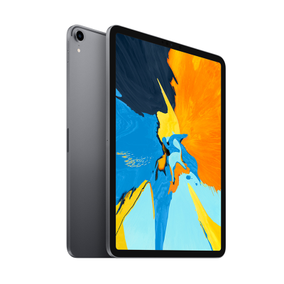 2018新品 Apple iPad Pro 11英寸 64G WIFI版 平板电脑 MTXN2CH/A 深空灰