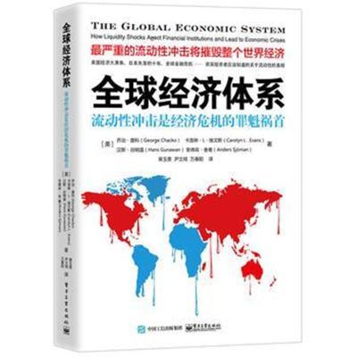 全球經濟體系:流動性沖擊是經濟危機的罪魁禍首 (美)喬治查科,(美)卡洛琳L
