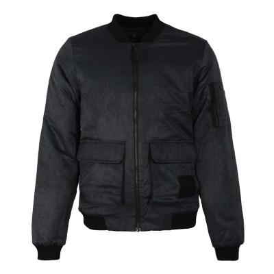 阿迪達斯(adidas)季男士保暖立領運動棉服棒球外套CY8626