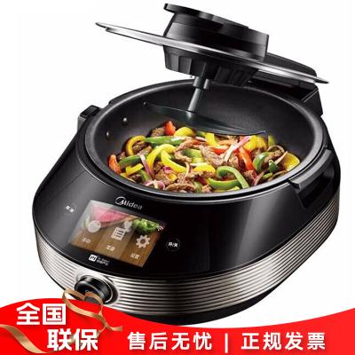 美的(Midea)炒菜机器人PY18-X1S 智能WIFI 自动翻炒 IH大火力 家用多功能炒菜机