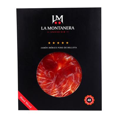 蒙特拉LA MONTANERA 进口西班牙火腿 橡果后腿】80g*1包