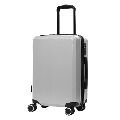 卡斯曼(Caseman) 商务旅行箱936A拉链款20寸(银色)