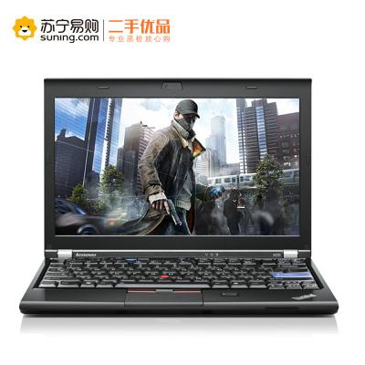 【二手9新】ThinkPad X220 12.5英寸i5 4G 120G固态经典小黑联想商务轻薄便携笔记本电脑