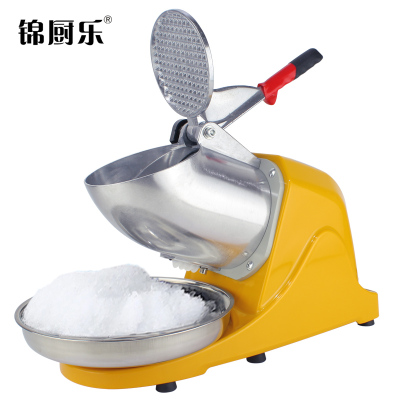 锦厨乐 商用碎冰机 奶茶店快速电动全自动沙冰机