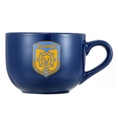 江苏苏宁足球俱乐部logo马克杯/咖啡杯