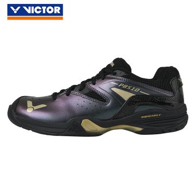 VICTOR/威克多 羽毛球鞋男女款透氣穩定類羽毛球鞋 P8510