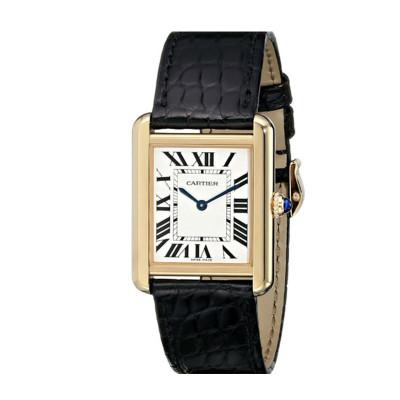 【二手95新】卡地亞Cartier坦克系列W5200004女表石英奢侈品鐘手表腕表