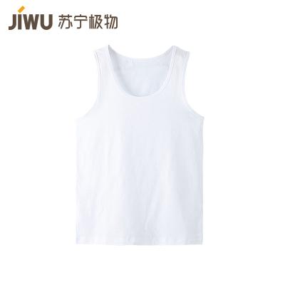 JIWU брэндийн эрэгтэй майк цагаан L